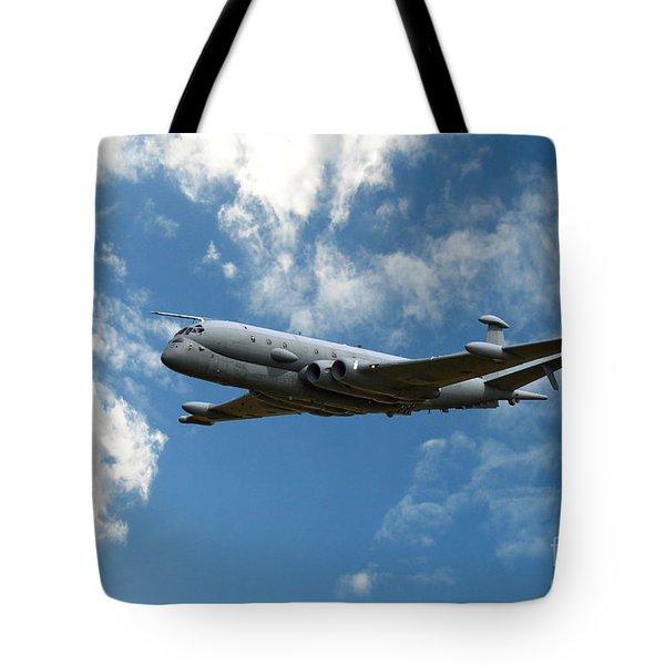 Nimrod Patrol Tote Bag