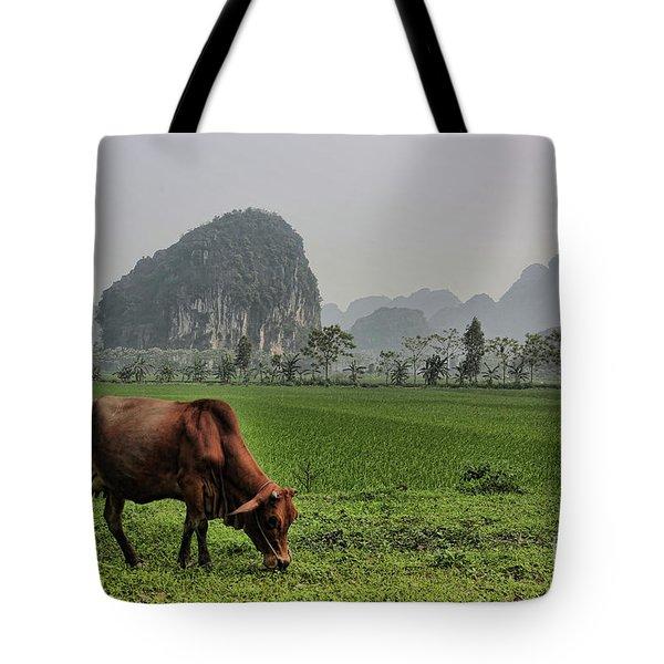 Ninh Binh Reserve  Tote Bag