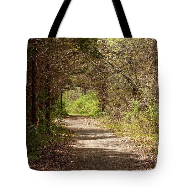 Ninigret Path Tote Bag