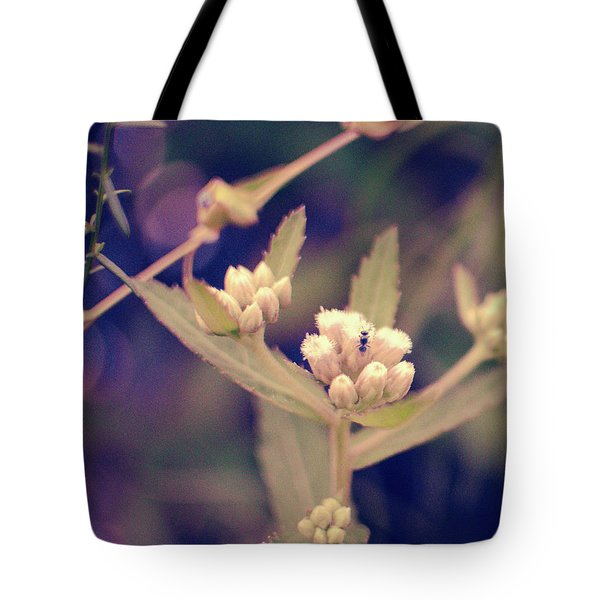 Nip It In The Bud Tote Bag by Stefanie Silva