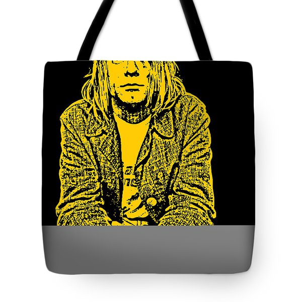 Nirvana No.07 Tote Bag by Caio Caldas