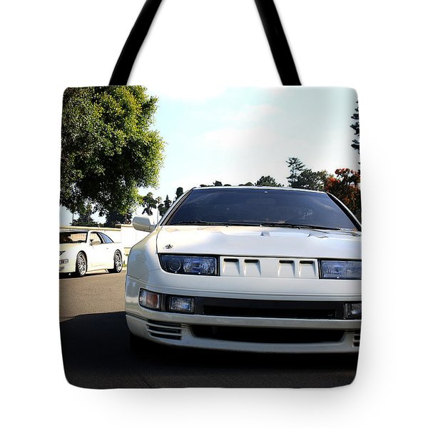 Nissan 300zx Tote Bag