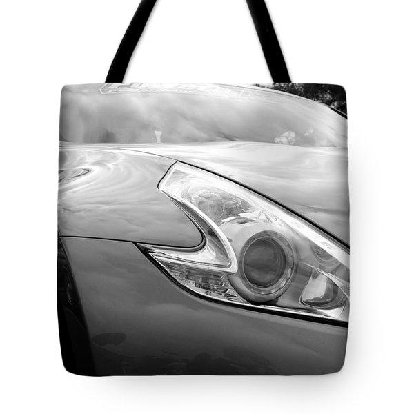 Nissan 370z Tote Bag