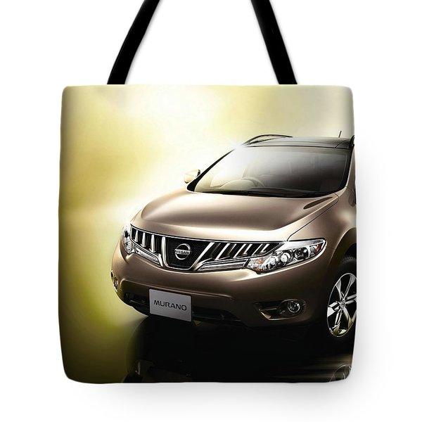 Nissan Murano Tote Bag