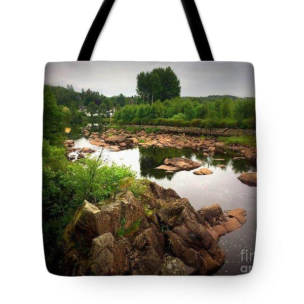 Nissan River Rapids 2 Tote Bag