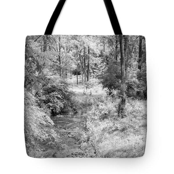 Nixon Creek 2 Tote Bag