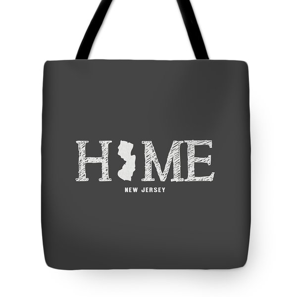 Nj Home Tote Bag