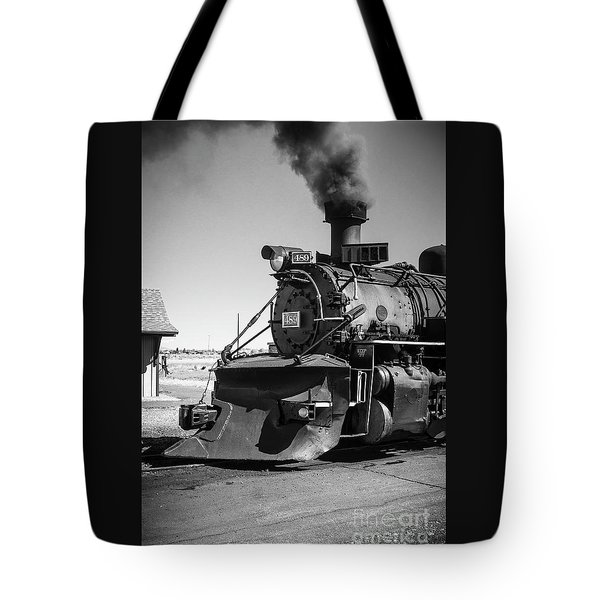 No. 489 Engine Tote Bag