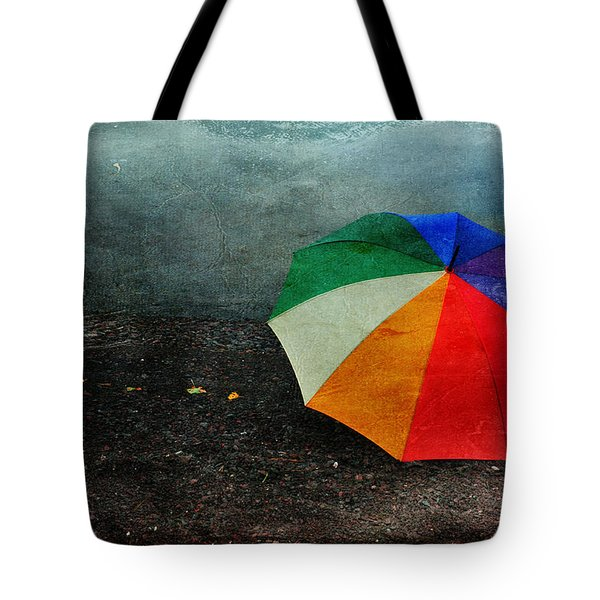 No Day For A Tan Tote Bag by Randi Grace Nilsberg