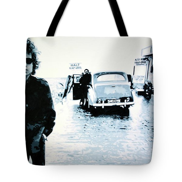 No Direction Home Tote Bag