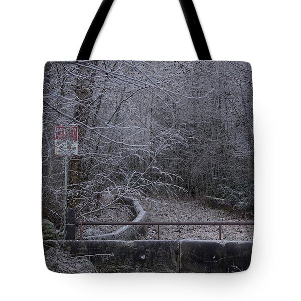 No Entry Tote Bag