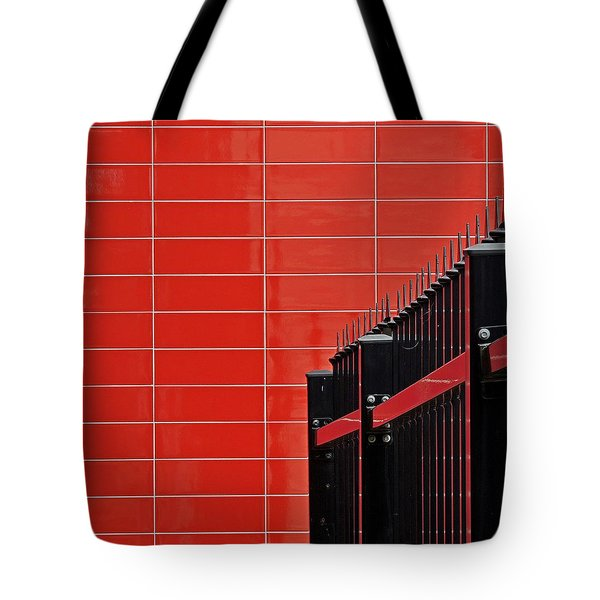 No Entry Tote Bag