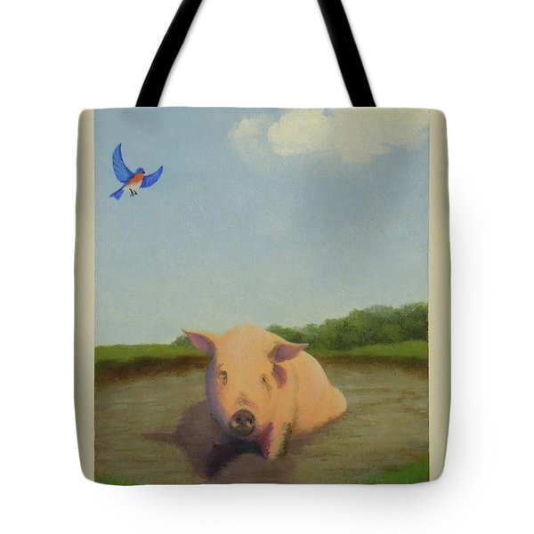 No Existential Angst Tote Bag