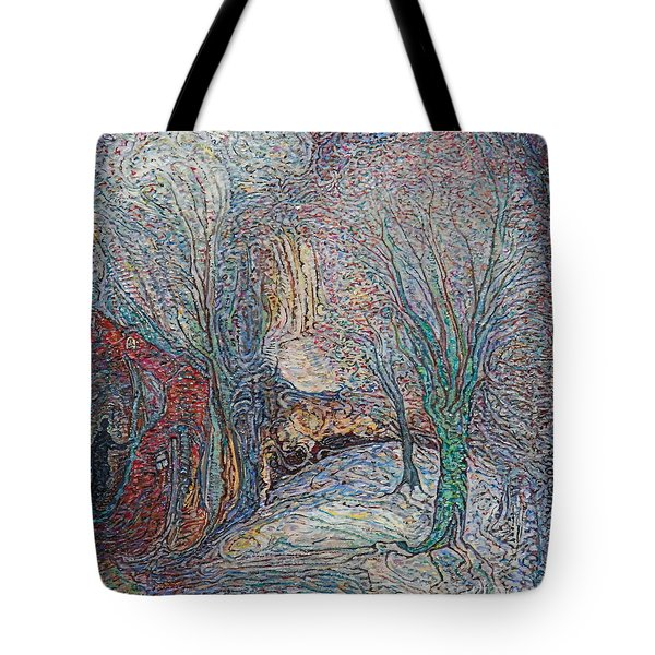 No Frost Yet Tote Bag