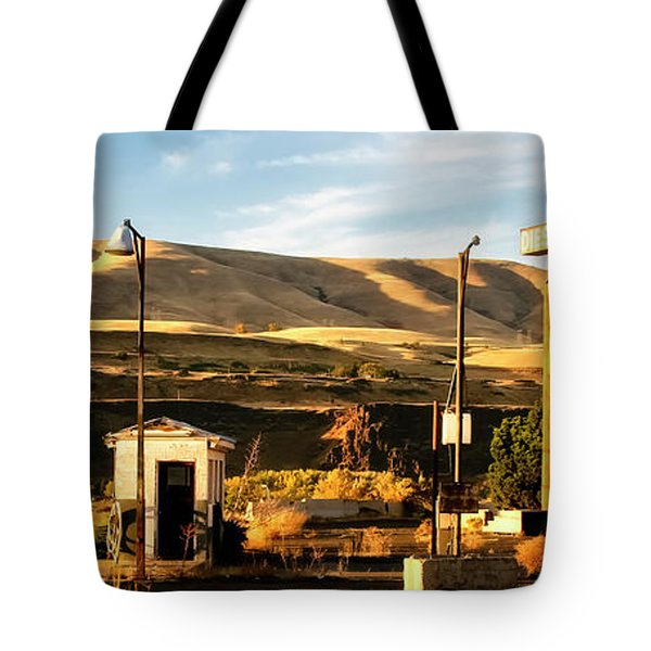 No Gas... Tote Bag by Albert Seger