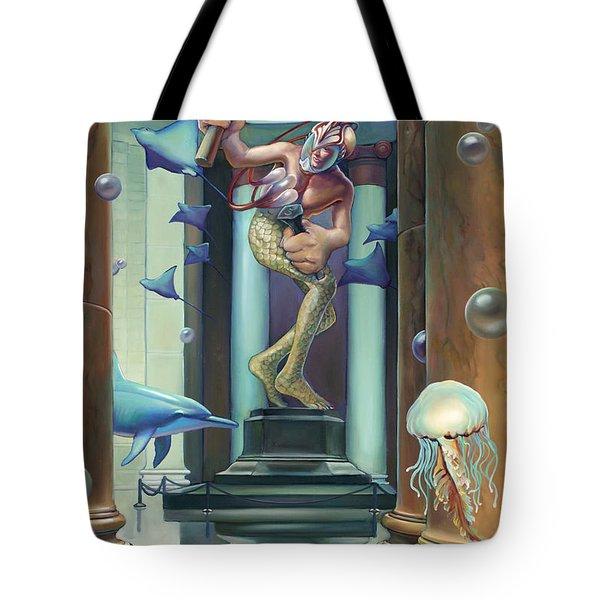 No Limit Tote Bag