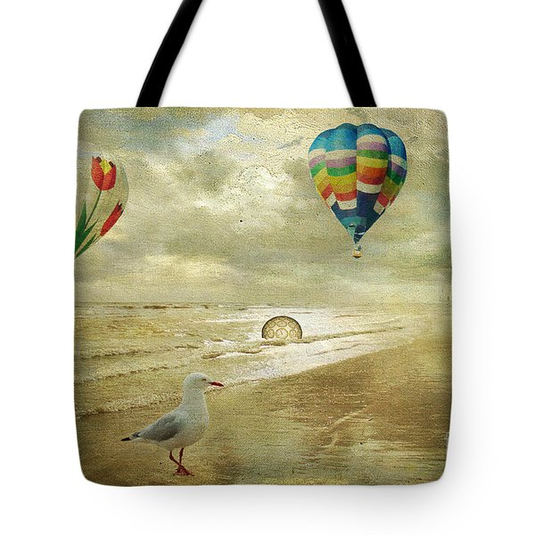Tote Bag featuring the photograph No Limitations by Chris Armytage