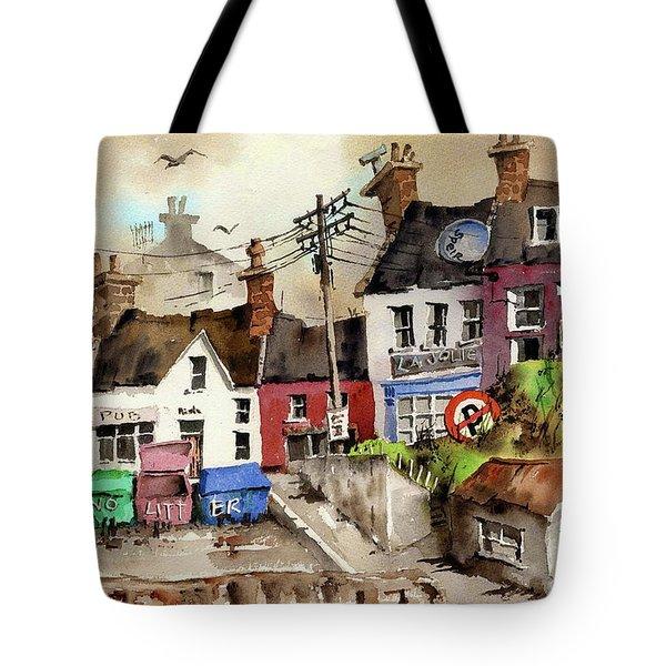 No Litter In Baltimore, Cork ...x117 Tote Bag