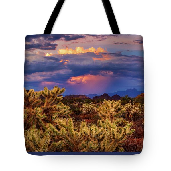One Glorious Evening Tote Bag