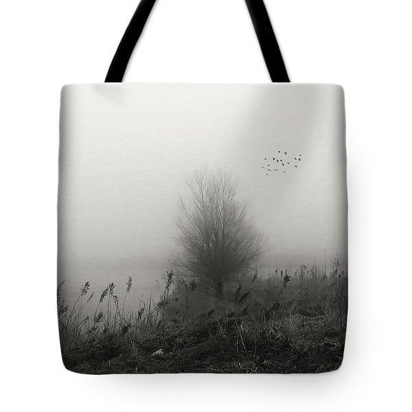 No Man's Land Tote Bag