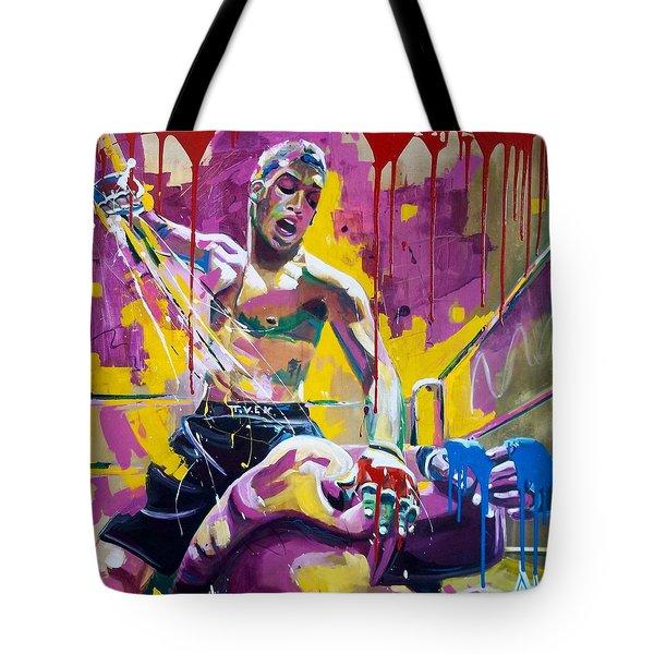 No Mercy Tote Bag