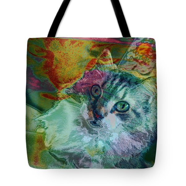 No More Baths For Me Tote Bag