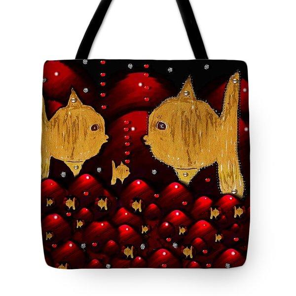 No More Cesium 137 Tote Bag by Pepita Selles
