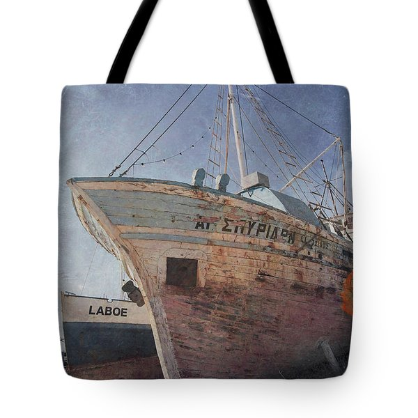 No More Fish Tote Bag