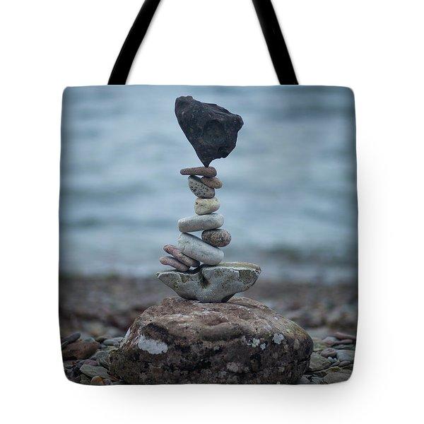 Zen Stack #6 Tote Bag