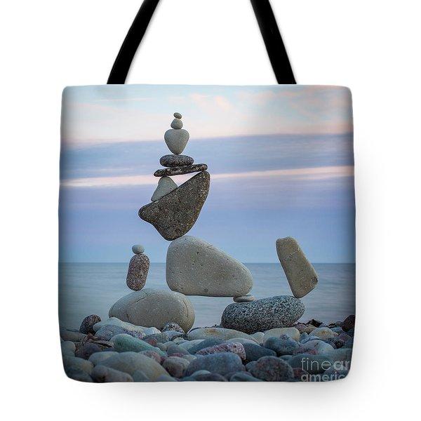 Zen Stack #7 Tote Bag