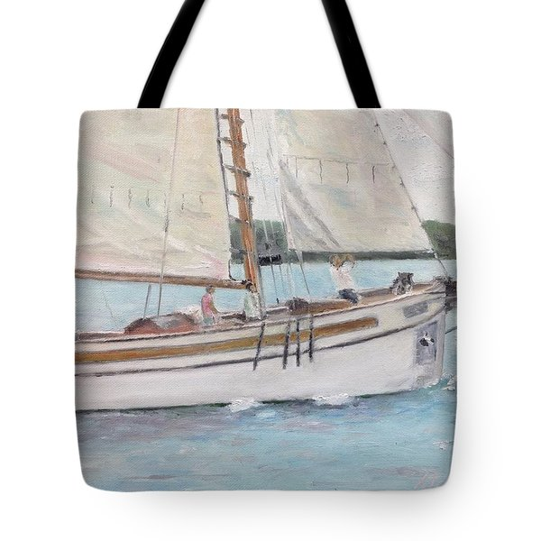 Bugeye Tote Bag by Stan Tenney