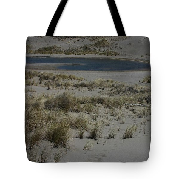 No One Is Around Tote Bag