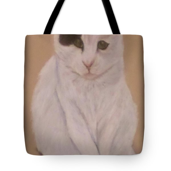 No One Sleeps Until I Do Tote Bag by Christy Saunders Church