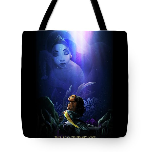 No Ordinary Love Tote Bag