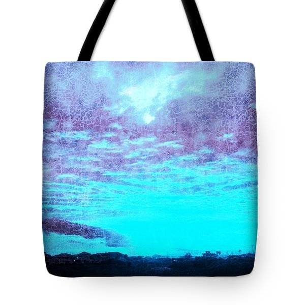 No Ordinary Sunset Tote Bag