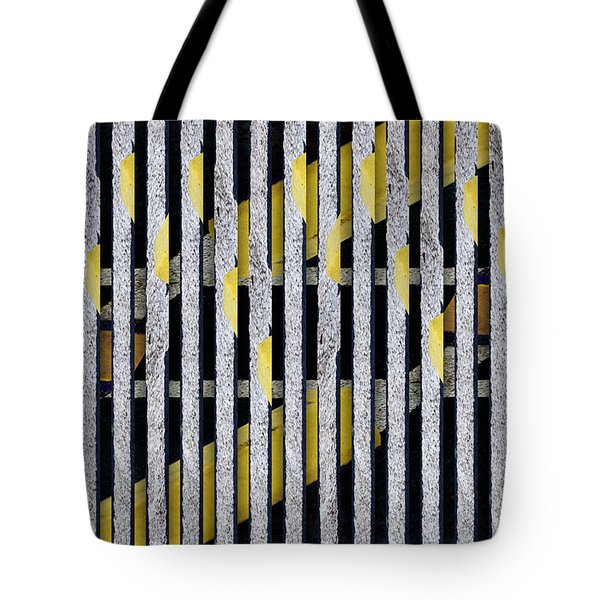 Tote Bag featuring the photograph No Parking Number 1 by Carol Leigh