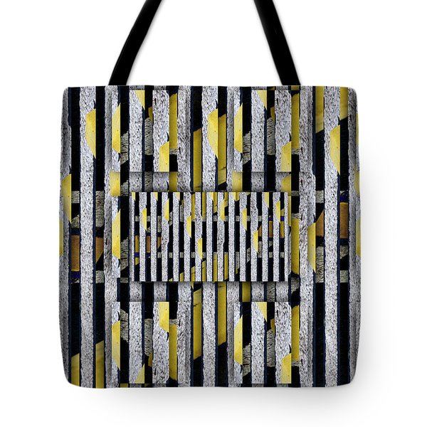 Tote Bag featuring the photograph No Parking Number 2 by Carol Leigh