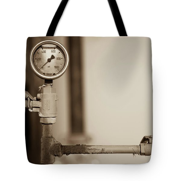 No Pressure Tote Bag