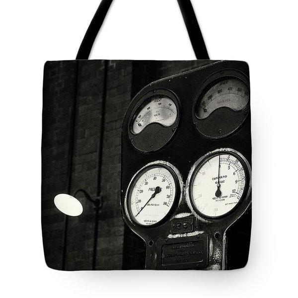 No Pressure Tote Bag