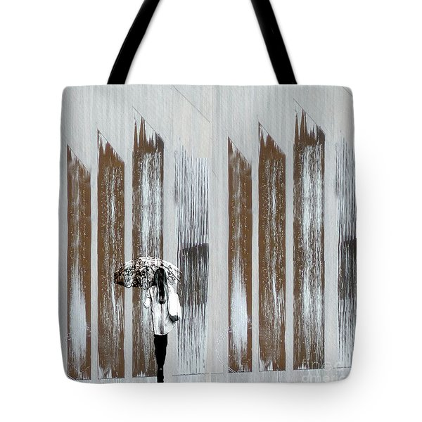 No Rain Forest Tote Bag