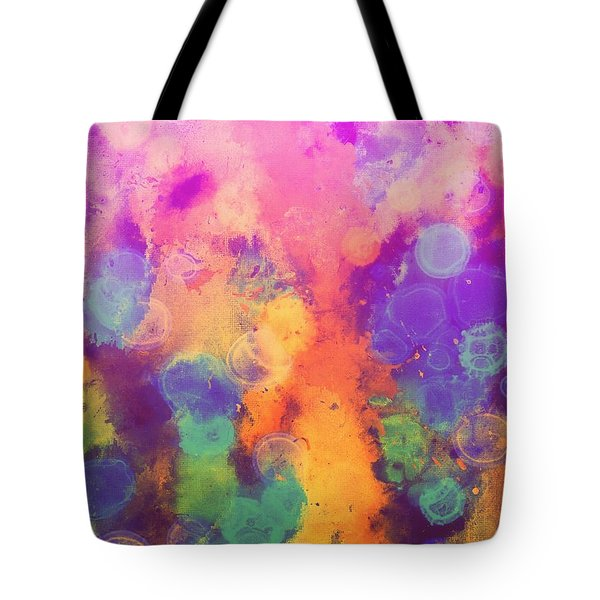 No Rain IIi Tote Bag