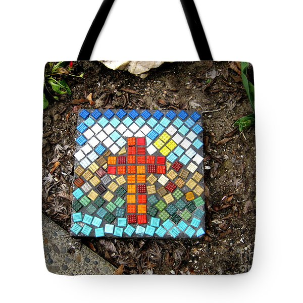 No Stepping Stone Tote Bag