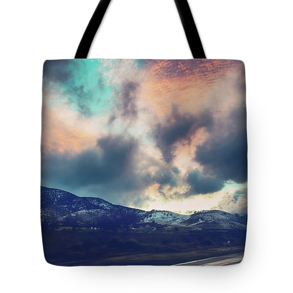 No Stopping Us Now Tote Bag by Laurie Search