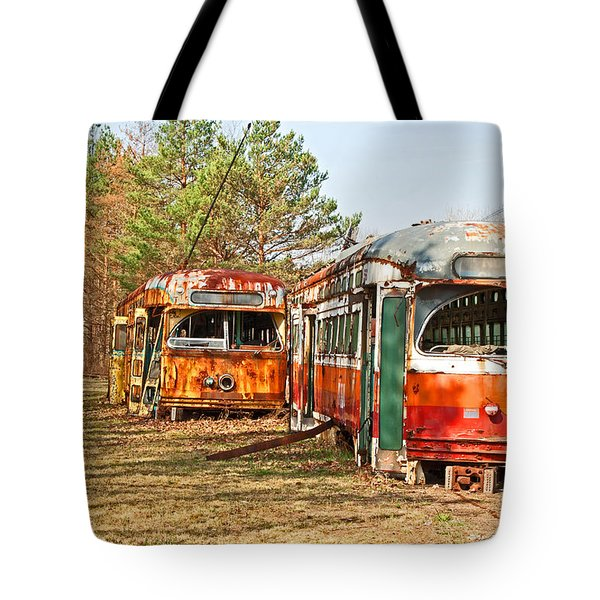 No Stops Tote Bag