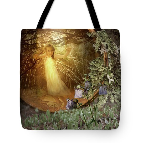 No Such Thing As Elves Tote Bag