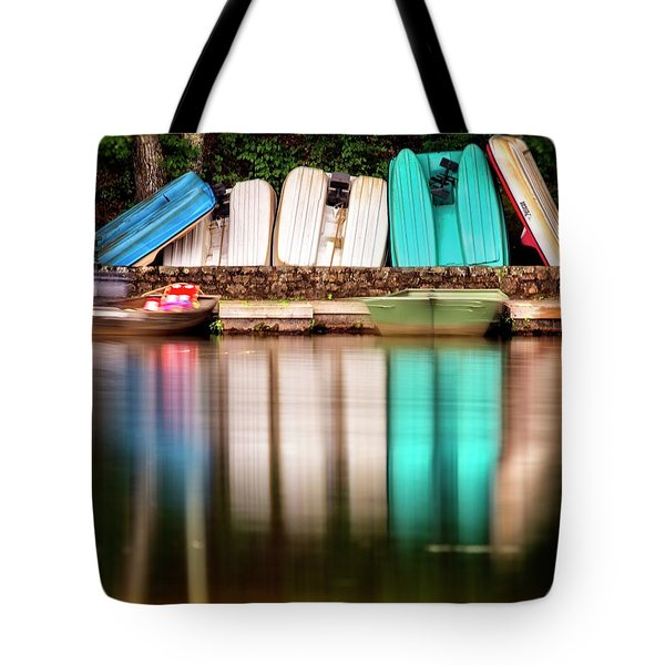 Tote Bag featuring the photograph No Takers by Alan Raasch