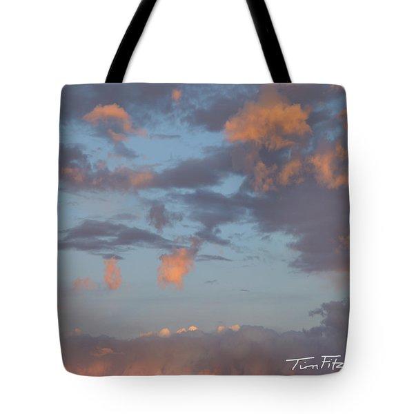 No Tears In Heaven Tote Bag