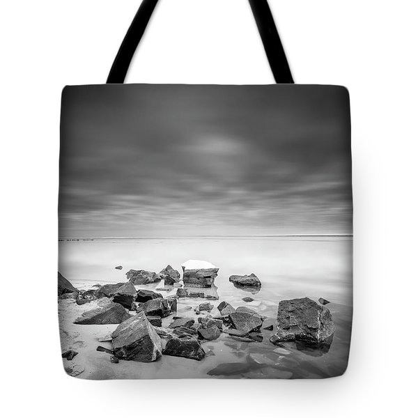 No Time For What If's Tote Bag