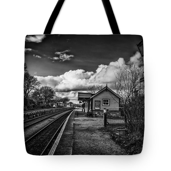 No Train Today Tote Bag