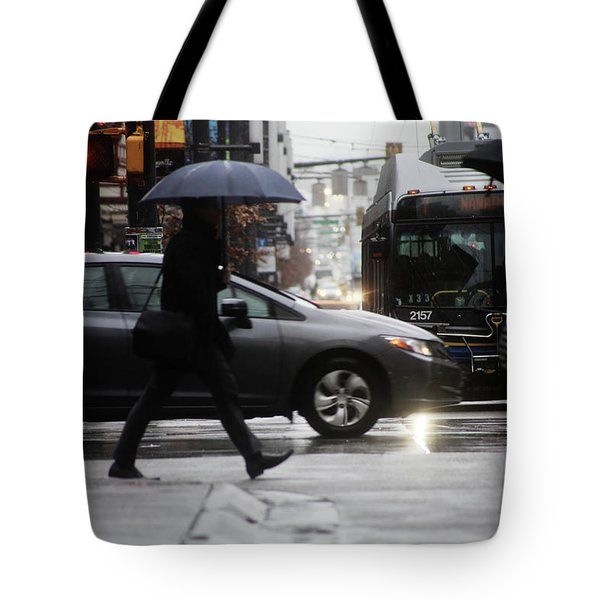 Tote Bag featuring the photograph No Trees Sneeze  by Empty Wall